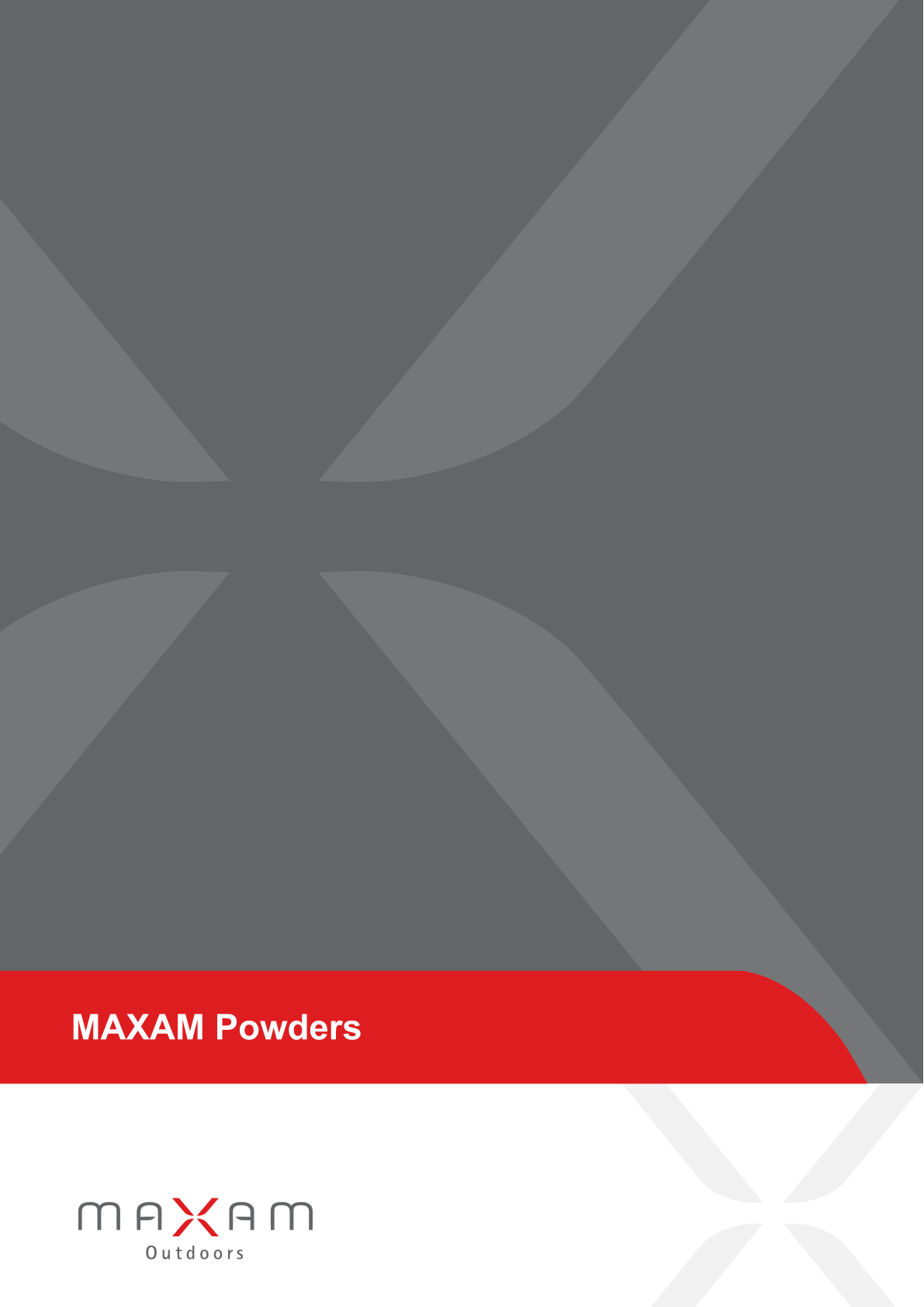 MAXAM Reload Manual